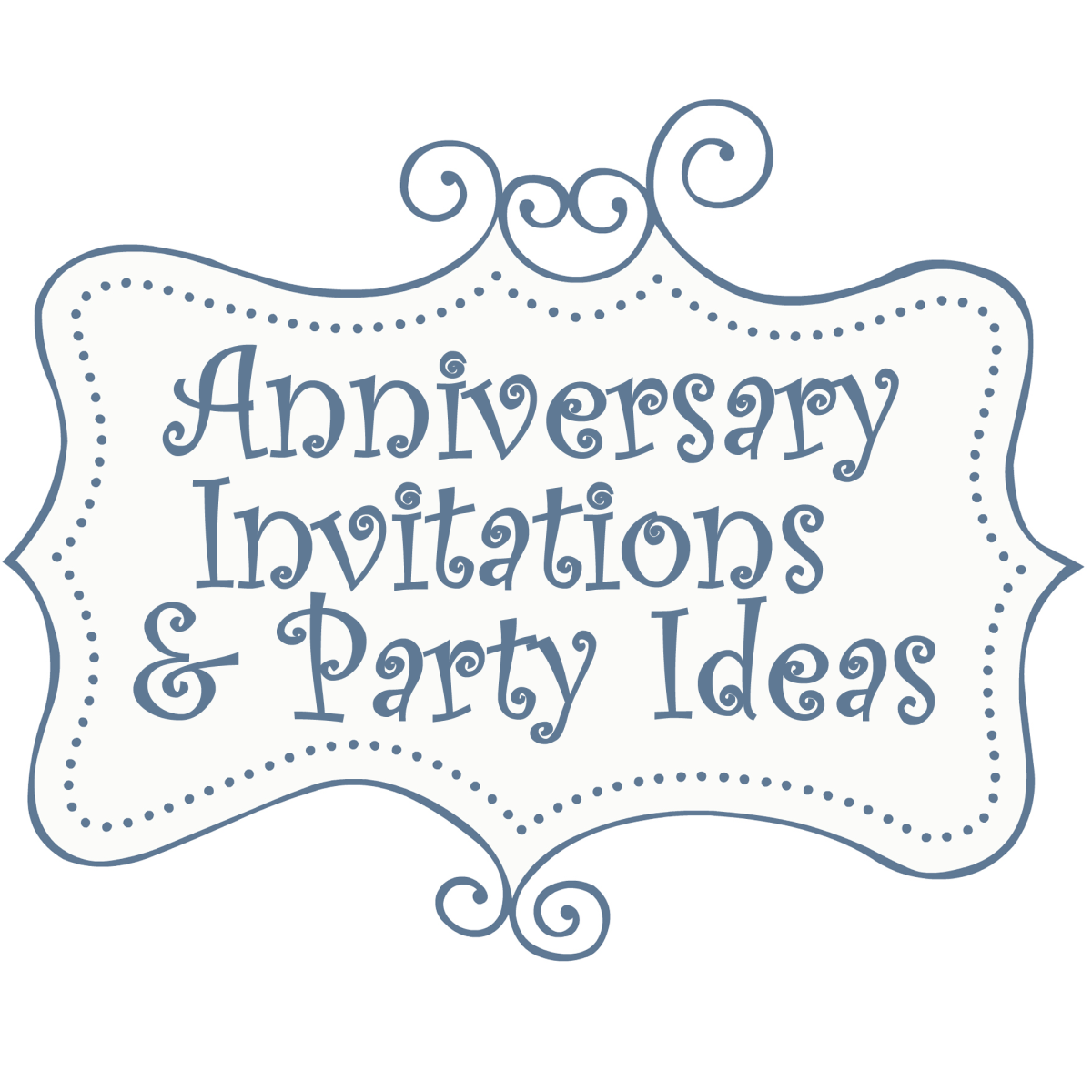 Free Anniversary Party Invitations Templates and Ideas