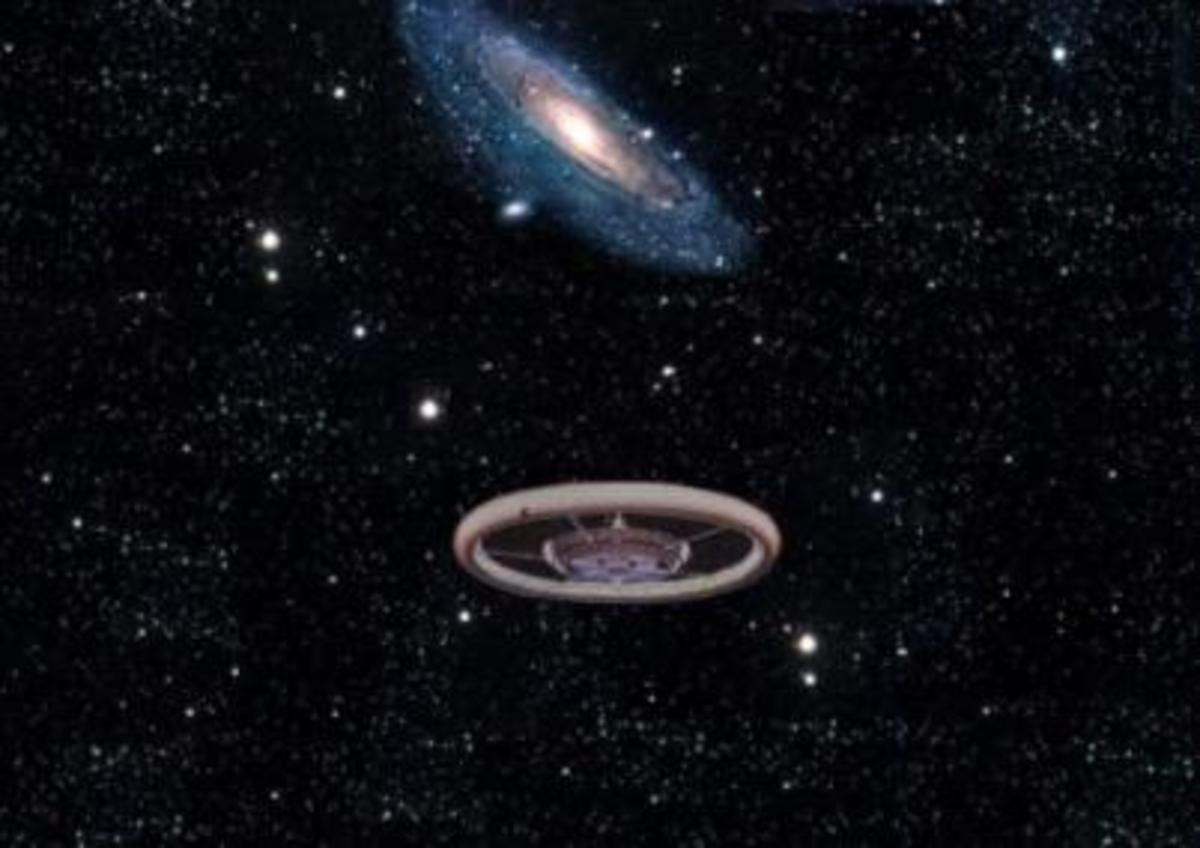Colonizing the galaxies