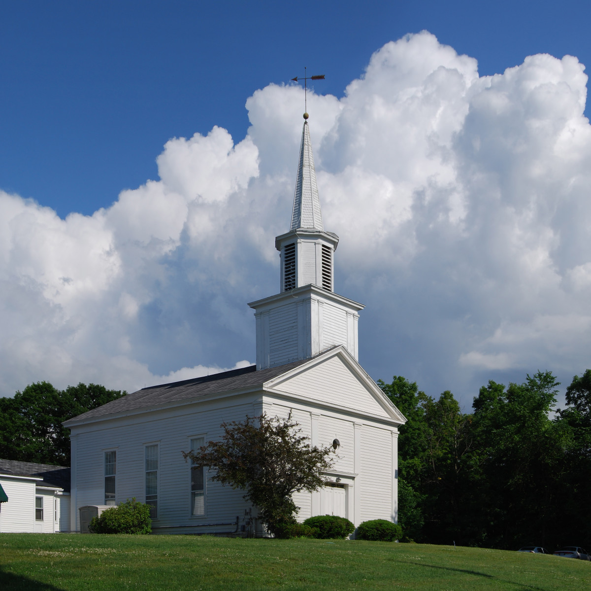 ONE OF 350,000 CHURCHES IN AMERICA