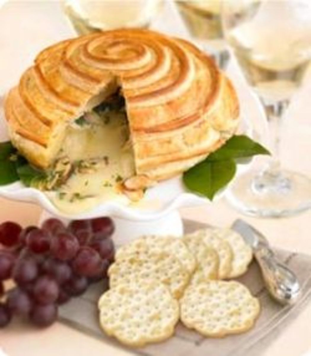 Pepperidge Farm Baked Brie