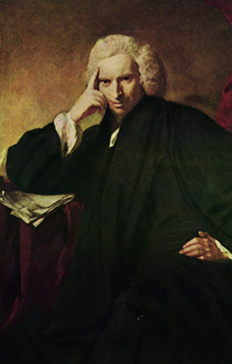 Laurence Sterne, 1713-1768