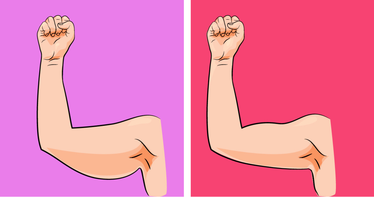 How to Tone Women's Flabby Arms