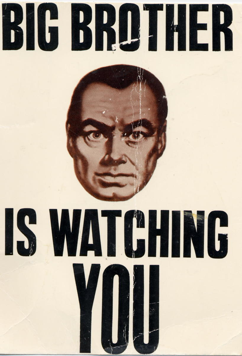PROGRESSIVE GOVERNMENT SURVEILLANCE