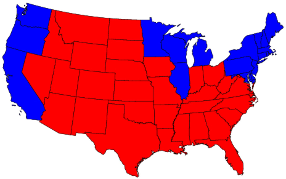 RED STATES RESISTED PROGRESSIVE IDEAS UNTIL DRIVEN TO BANKRUPTCY BY PROGRESSIVE CENTRAL GOVERNMENT