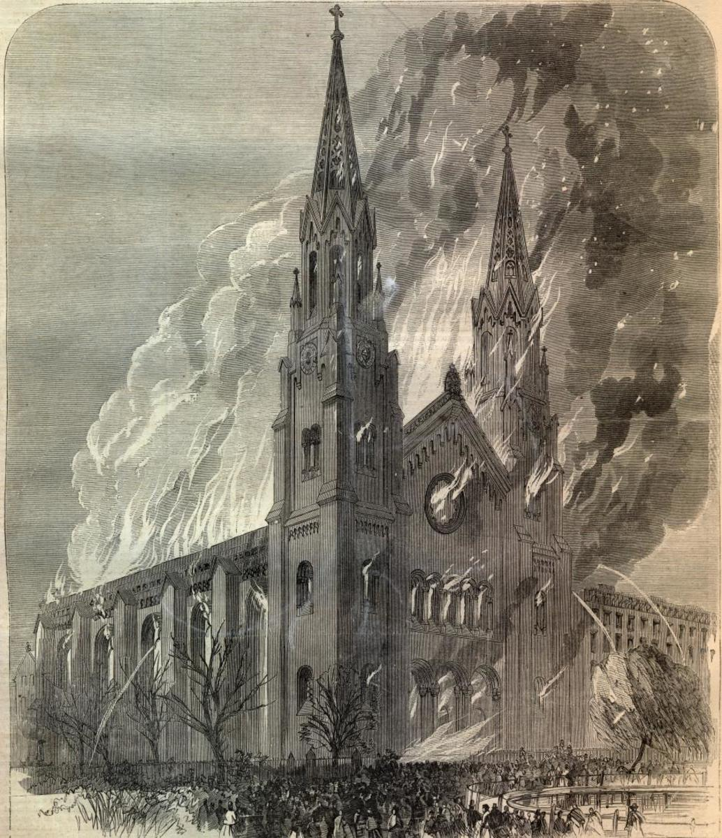 PROGRESSIVE GOVERNMENT CONDONED THE OF BURNING CHURCHES BY HOMOSEXUALS