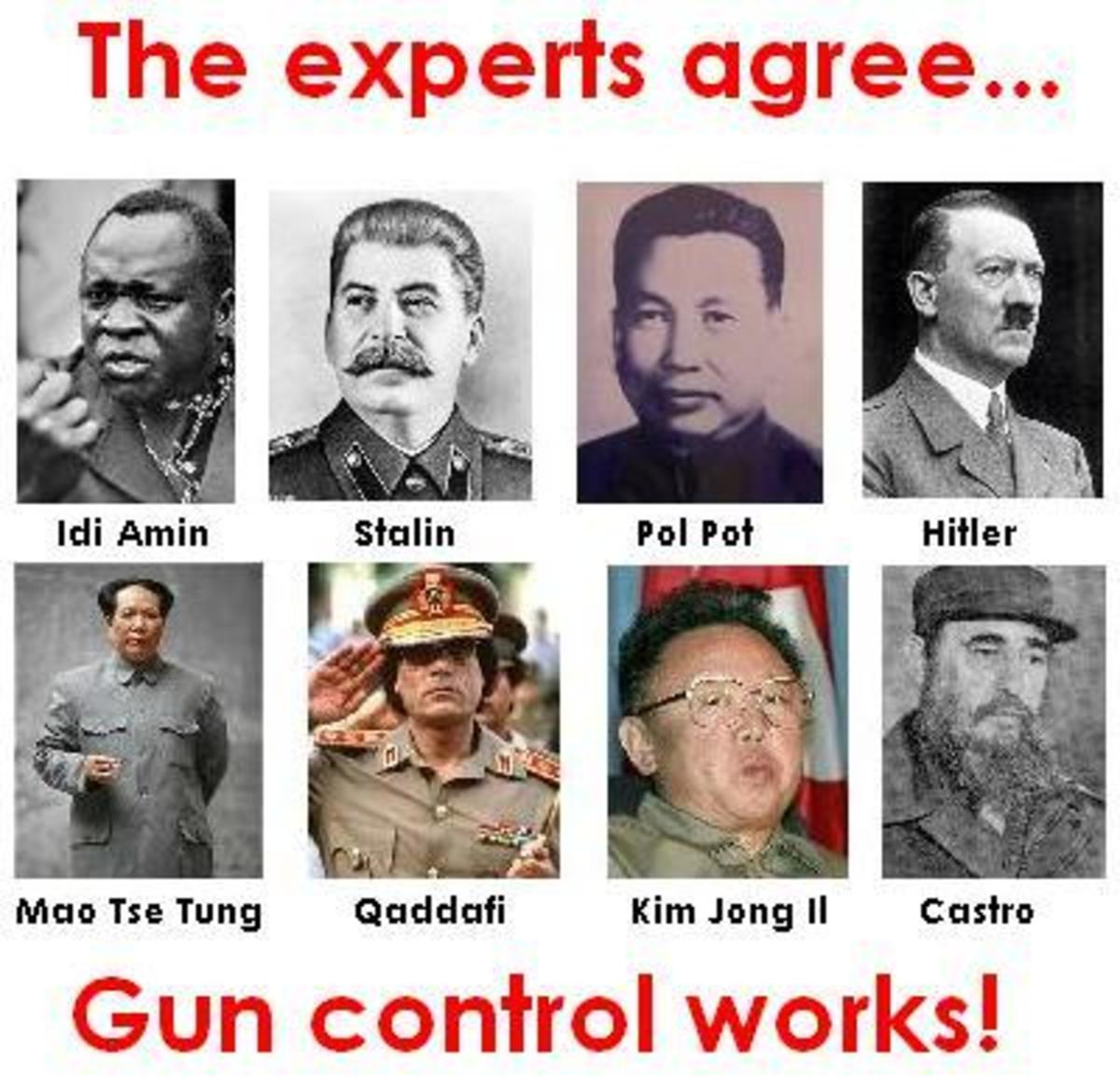 GUN CONTROL TOP ISSUE FOR ALL PROGRESSIVES