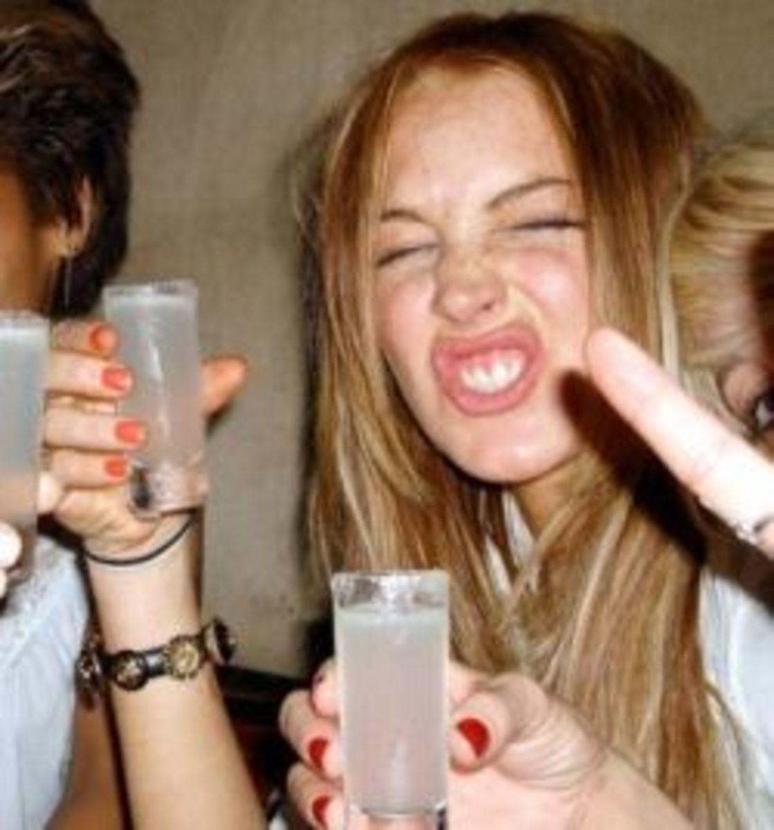 Lindsay Lohan Cocktail