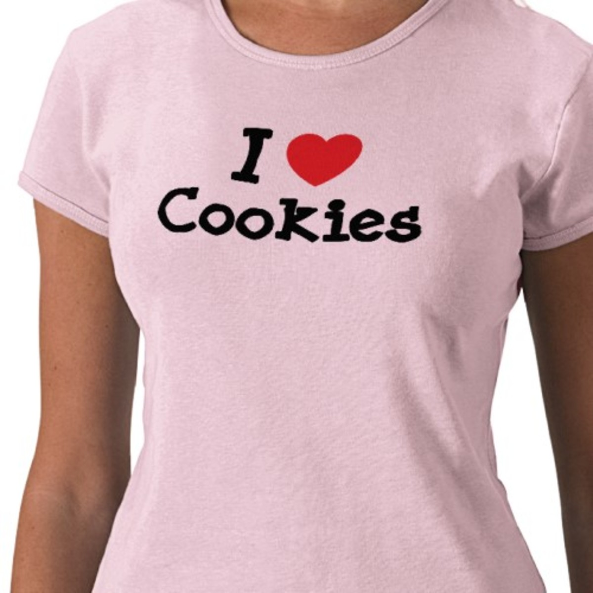I Love Cookies T-Shirt