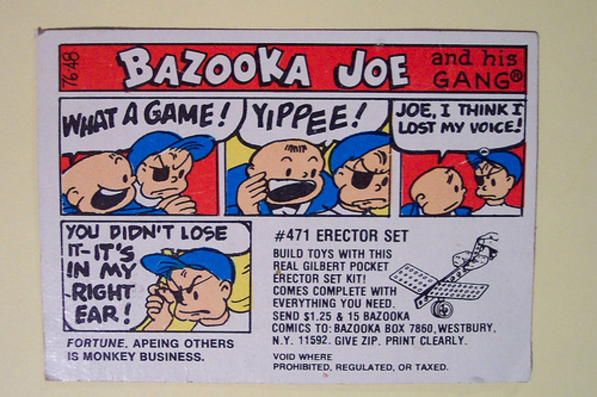 Bazooka Joe Shot Drink Recipe