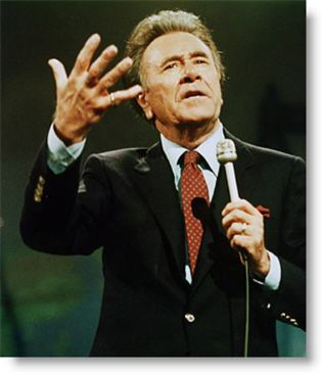 Televangelists led the charge against evolution in the 1980s in the moral majority crusade to bring creationism to the fore.