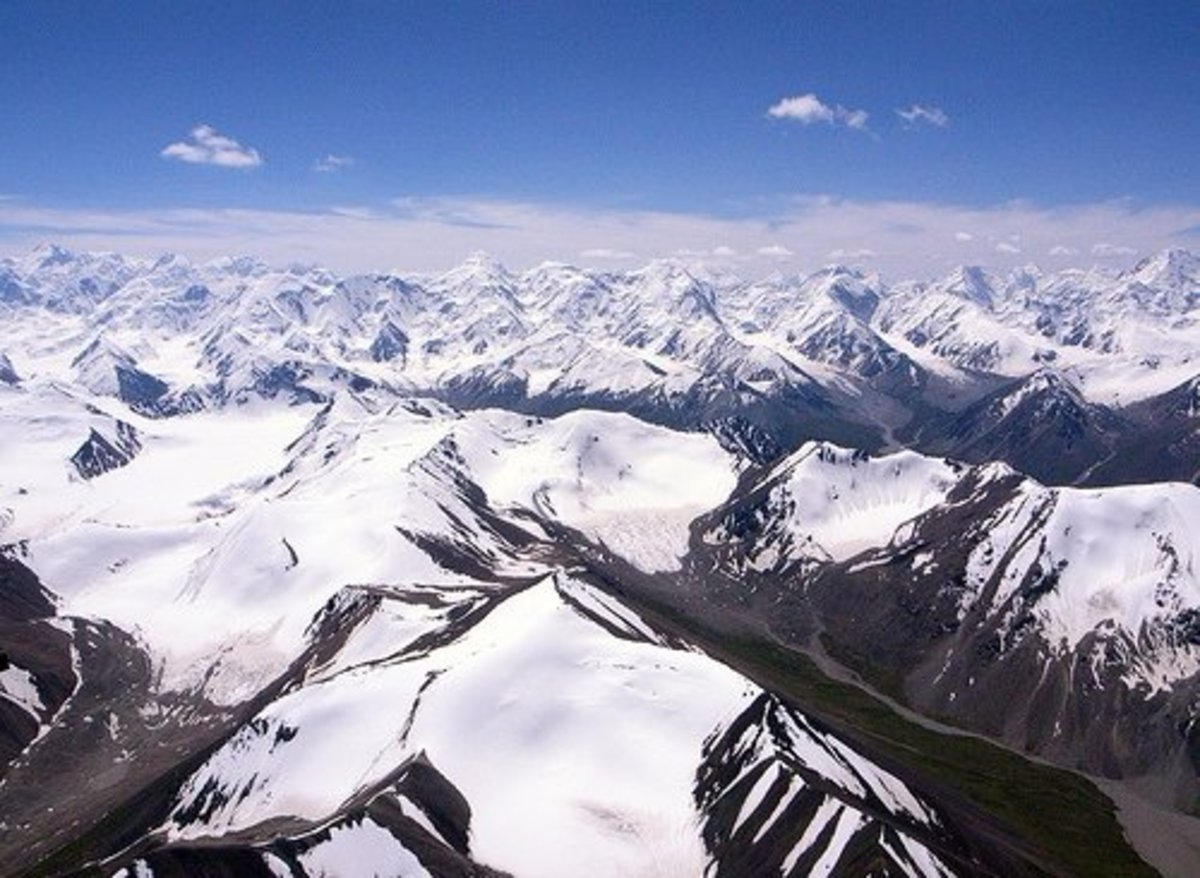 major-mountain-ranges-of-the-world