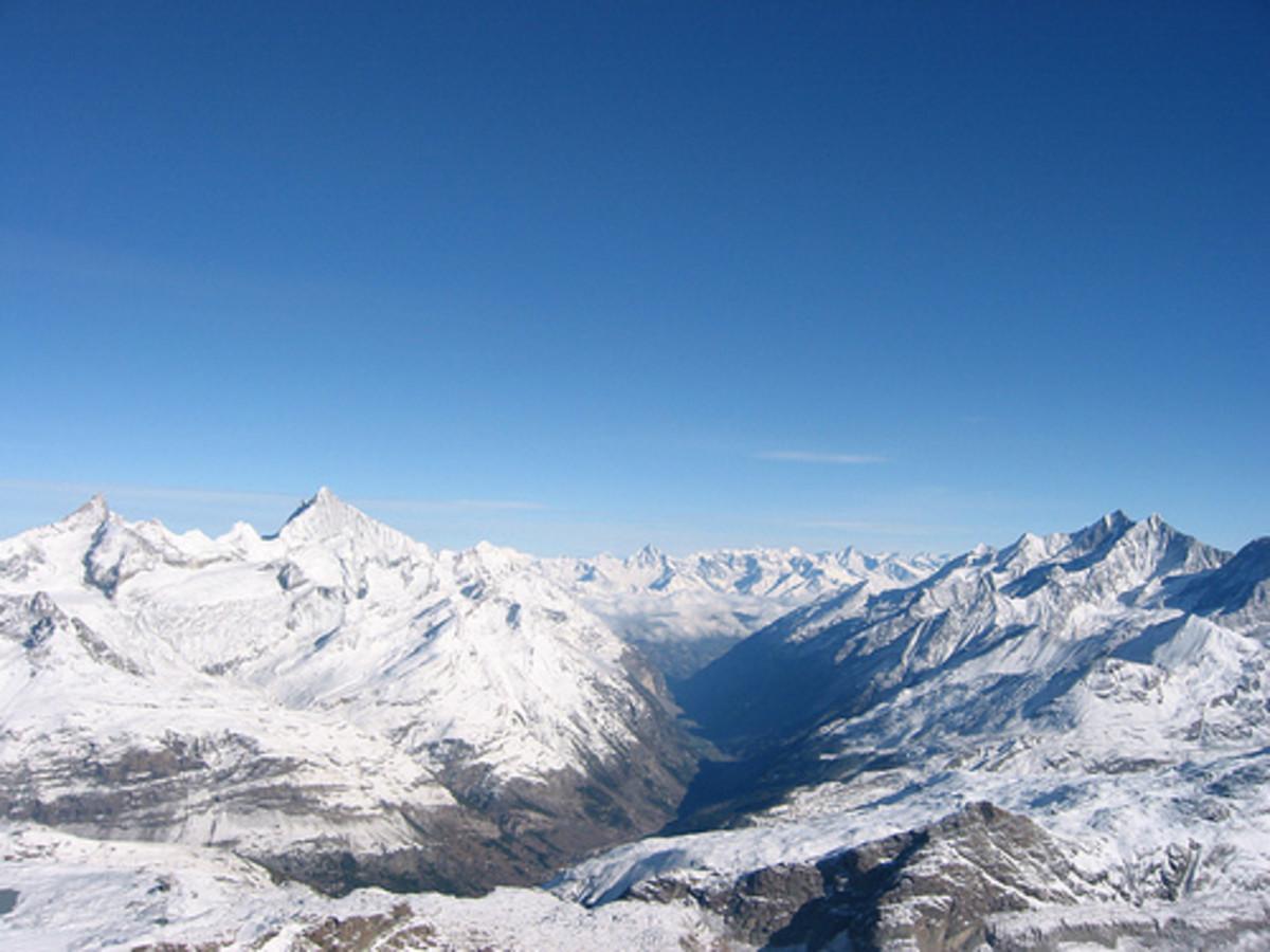 The Alps Range