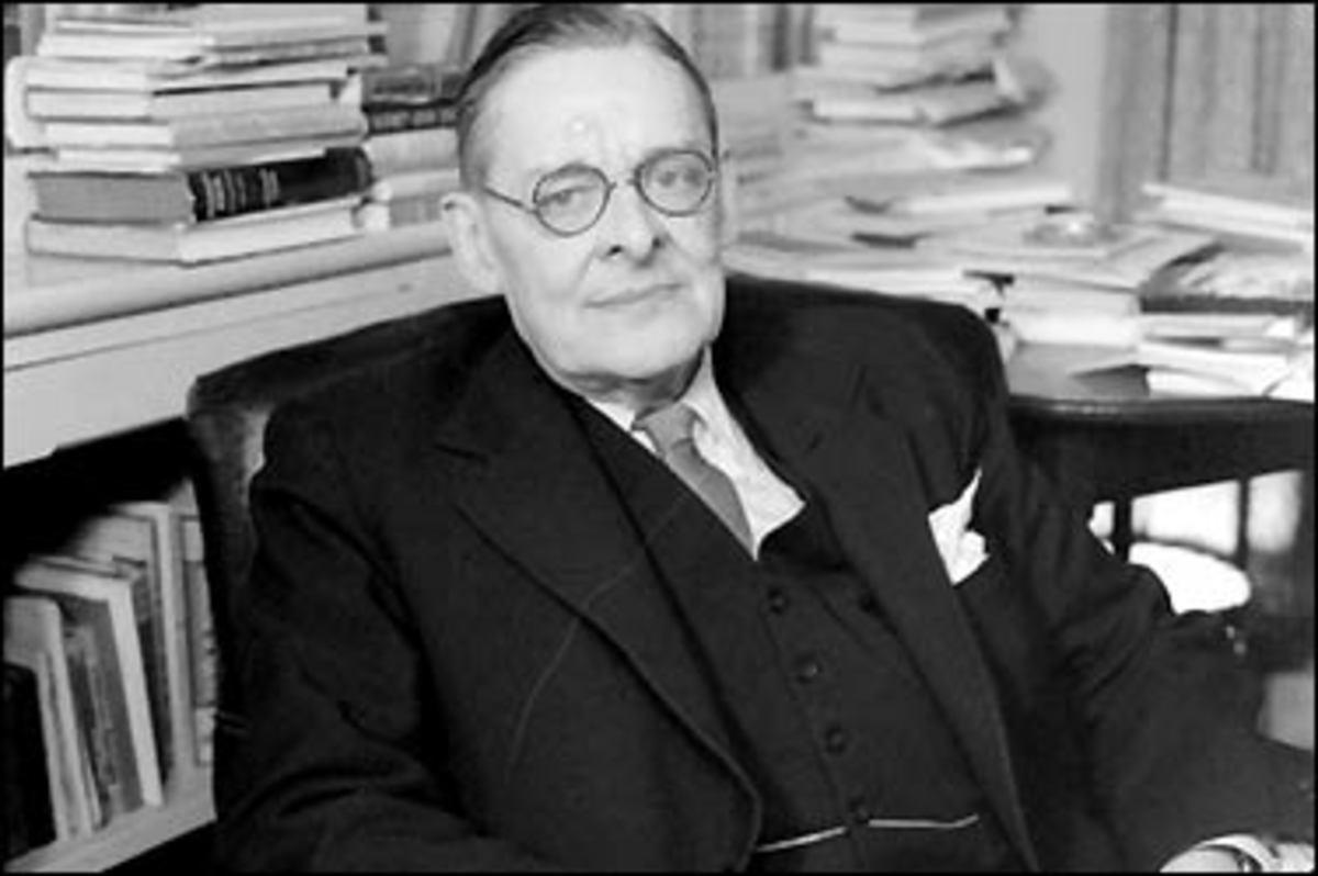 "Essay on T.S. Eliot's ""Journey of the Magi"""