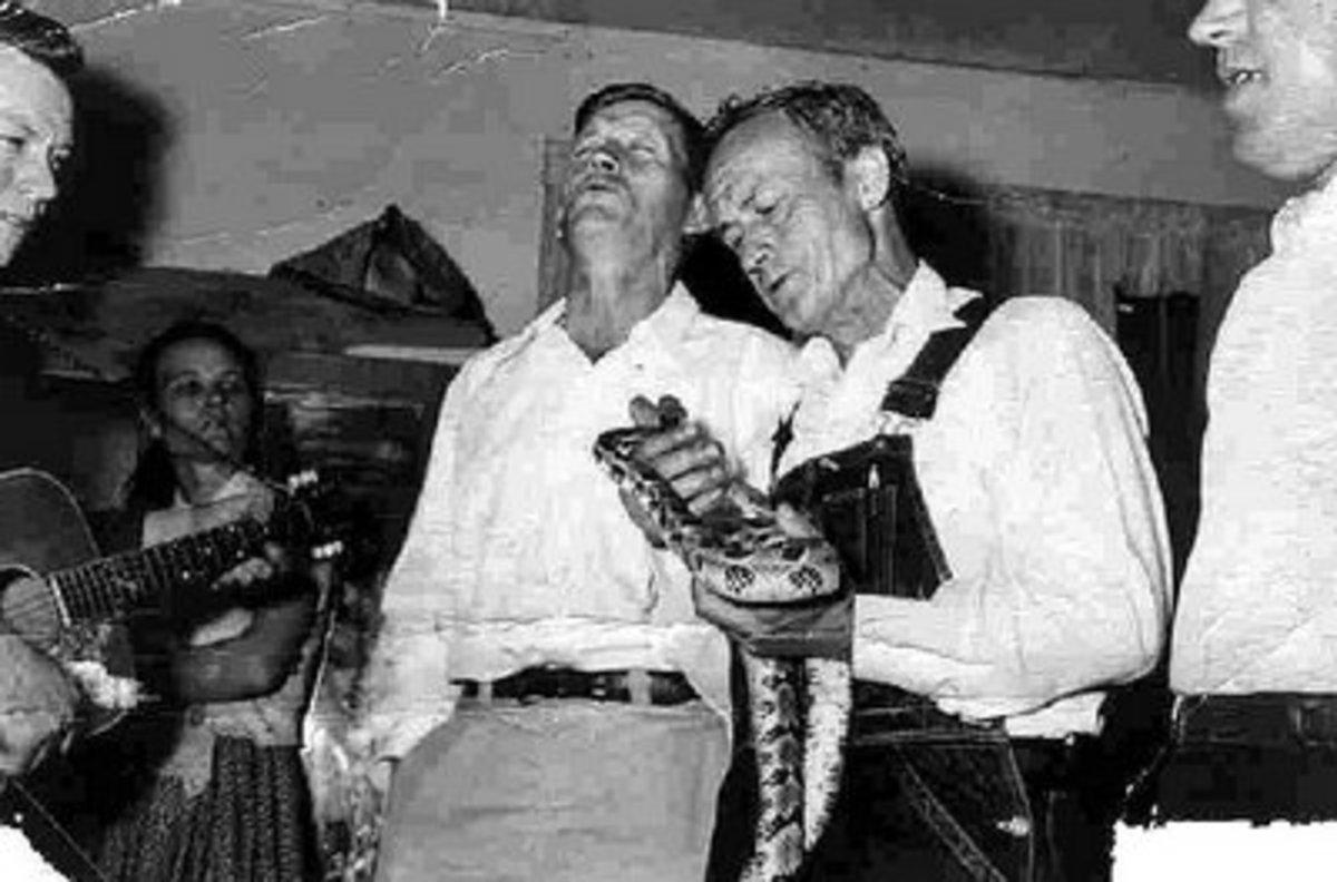 The Truth About Snake Handling and Snake Handlers