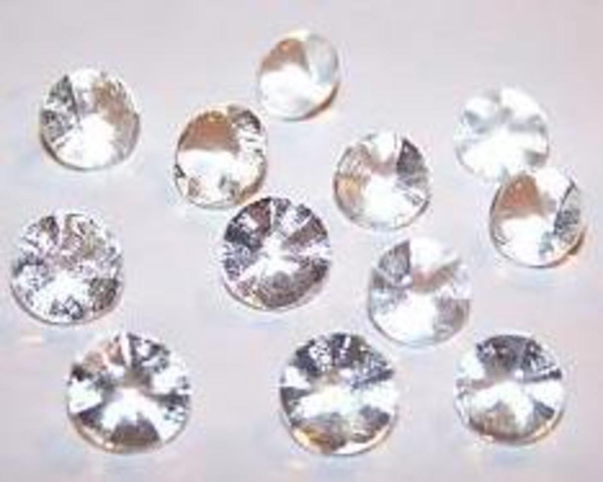 Edible Diamonds