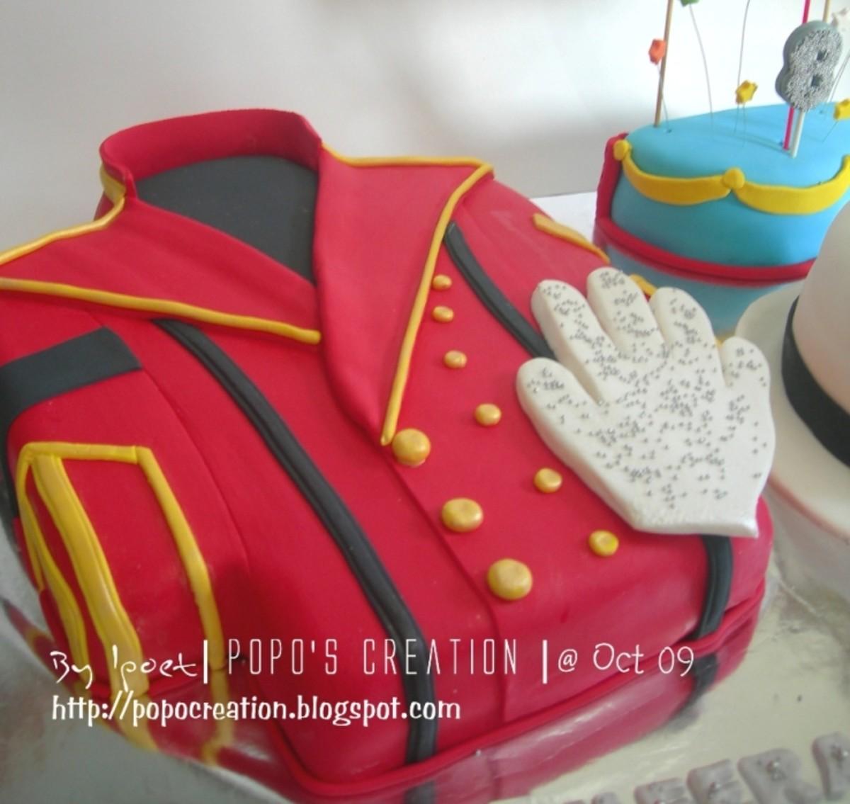 Michael Jackson Birthday Cake Ideas