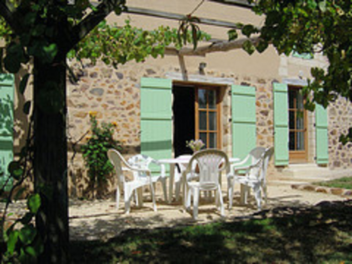 Our newly converted gite is spacious with three en-suite bedrooms. It can easily sleep 7 adults.