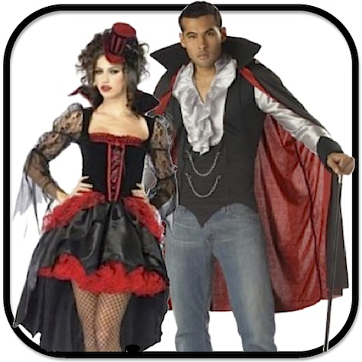 Halloween & Cosplay Costumes For Couples
