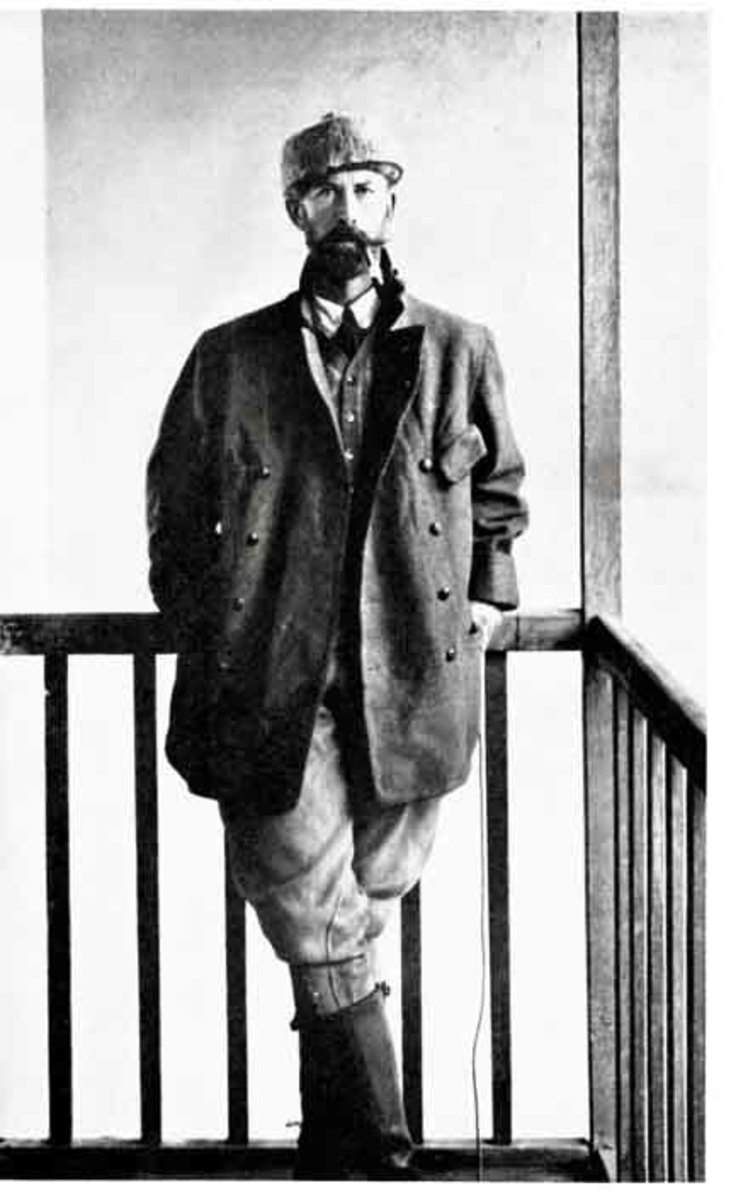 Percy Fawcett