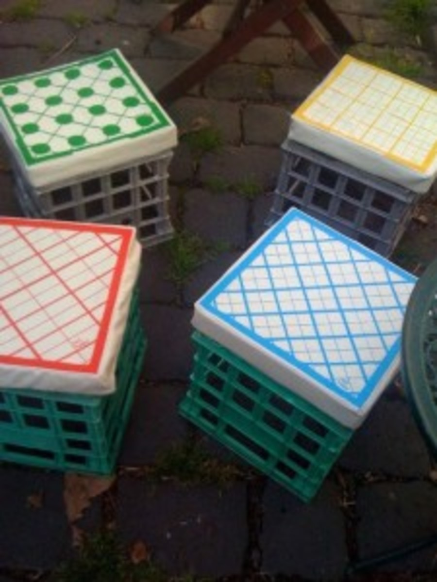 The Cheapest Furniture Around Milk Crates Hubpages