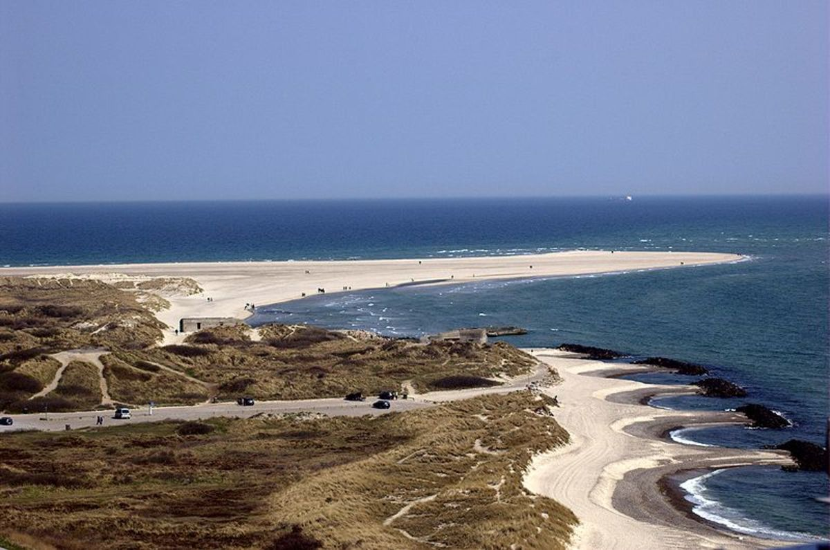 Northernmost point of Denmark