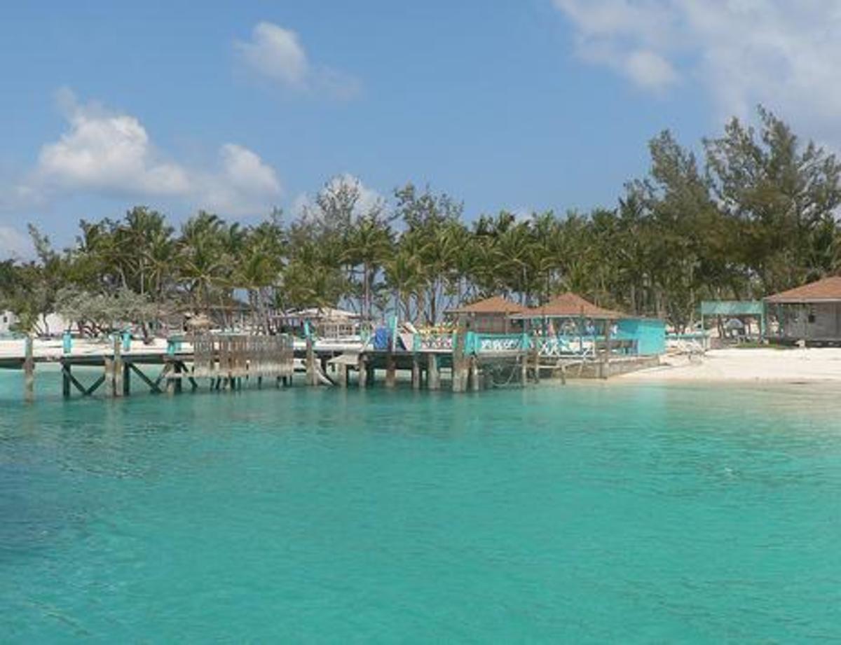 Nassau Bahamas, a popular cruise destination from Miami