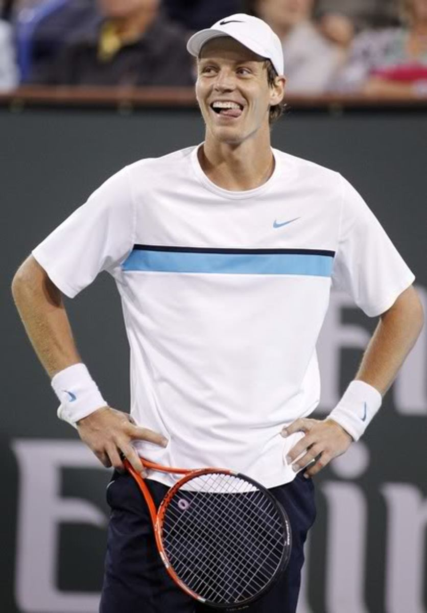 Tomas Berdych Tennis Champion
