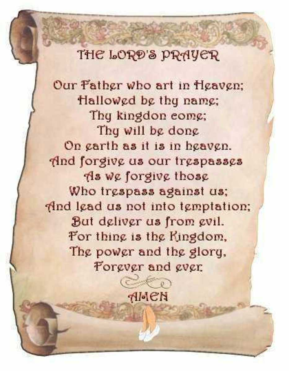 The Lord's Prayer - Surprising Original Translation