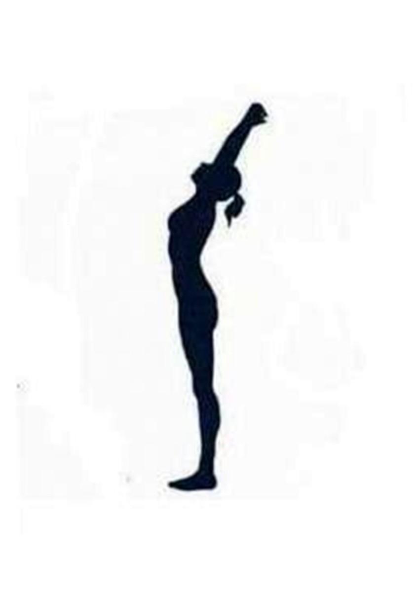 Yoga Postures for High Blood Pressure or Hypertension