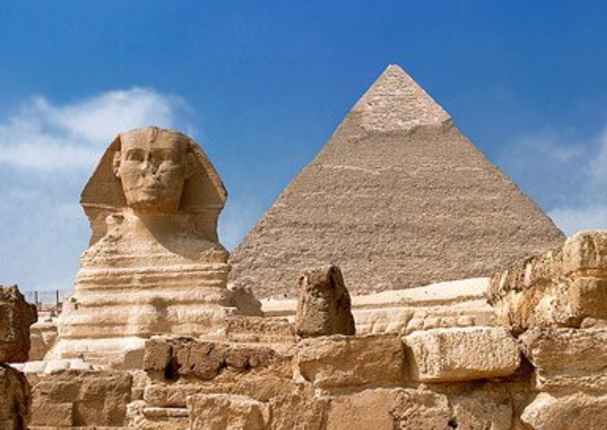 Top good and bad things about Egypt