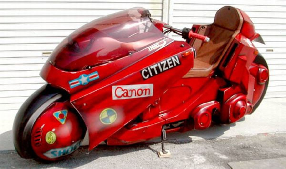 Yes, that's an Akira mod on a Fusion.