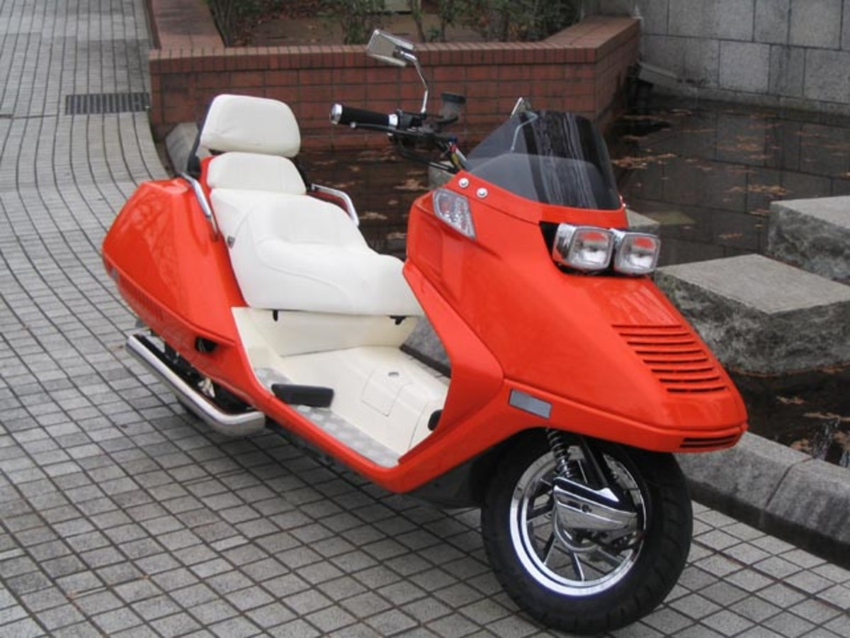 Modded Honda Fusion