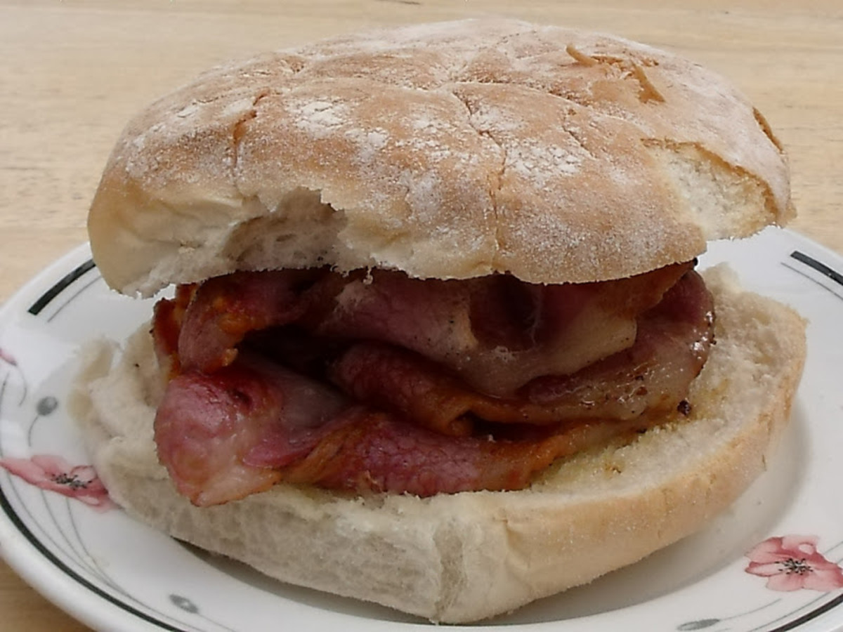 What is a Bacon Butty?