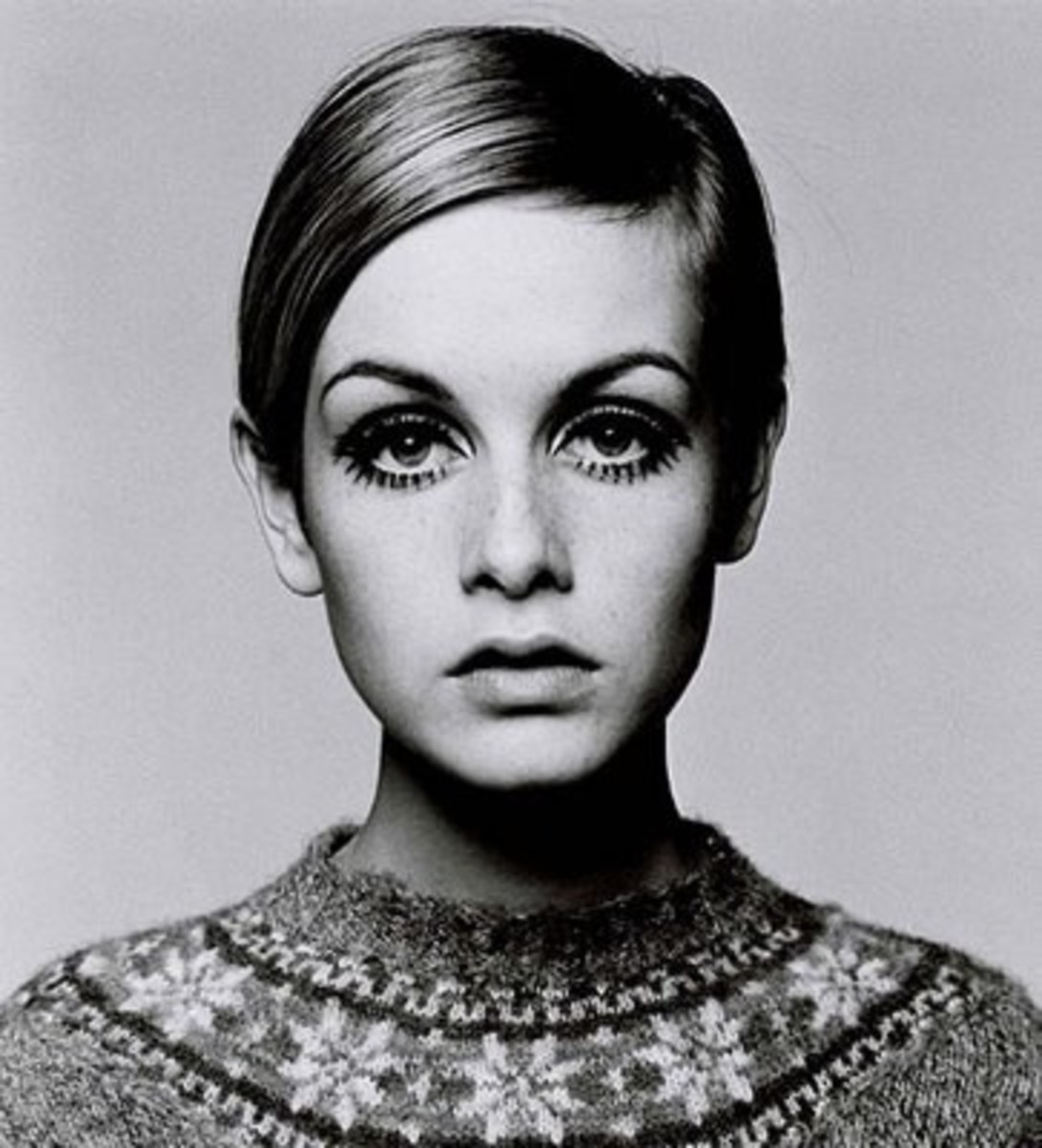 Twiggy - the face of the 60's