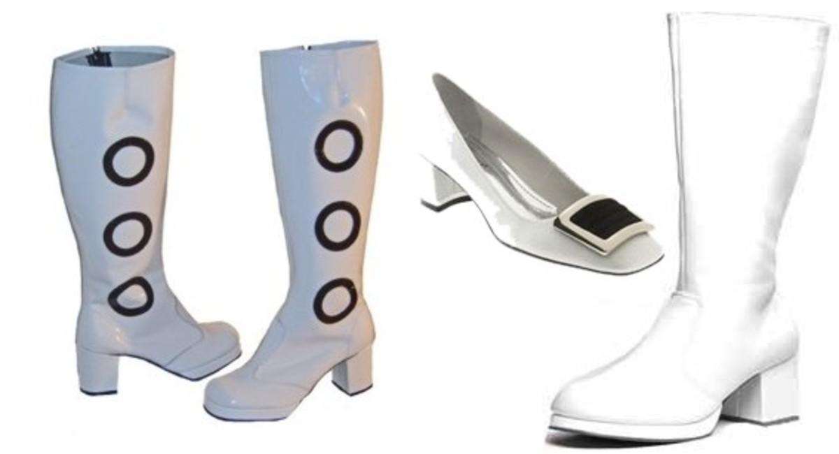 More of the PVC fashion craze of the Swingin' 60's