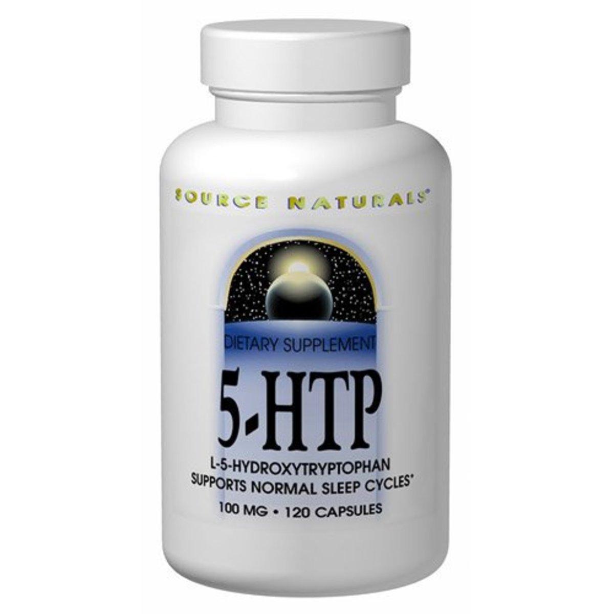 Serotonin dietary supplement
