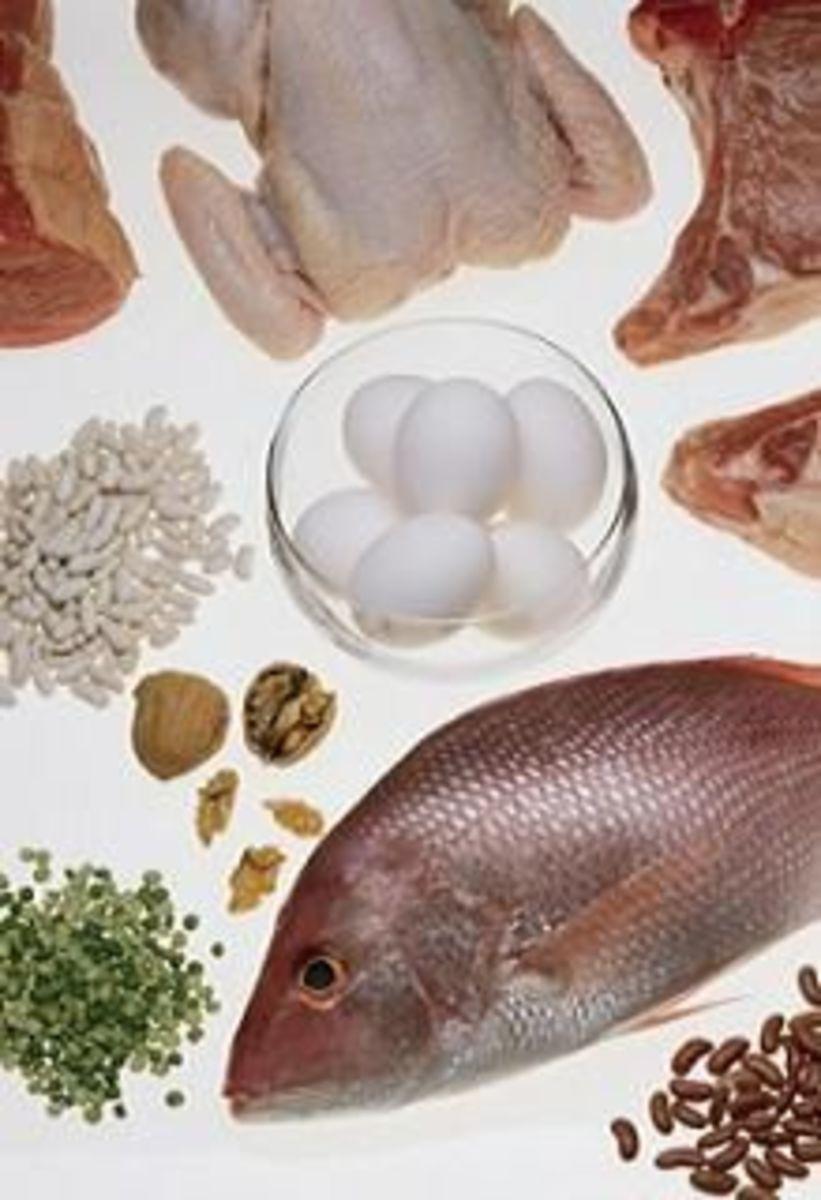Serotonin producing foods