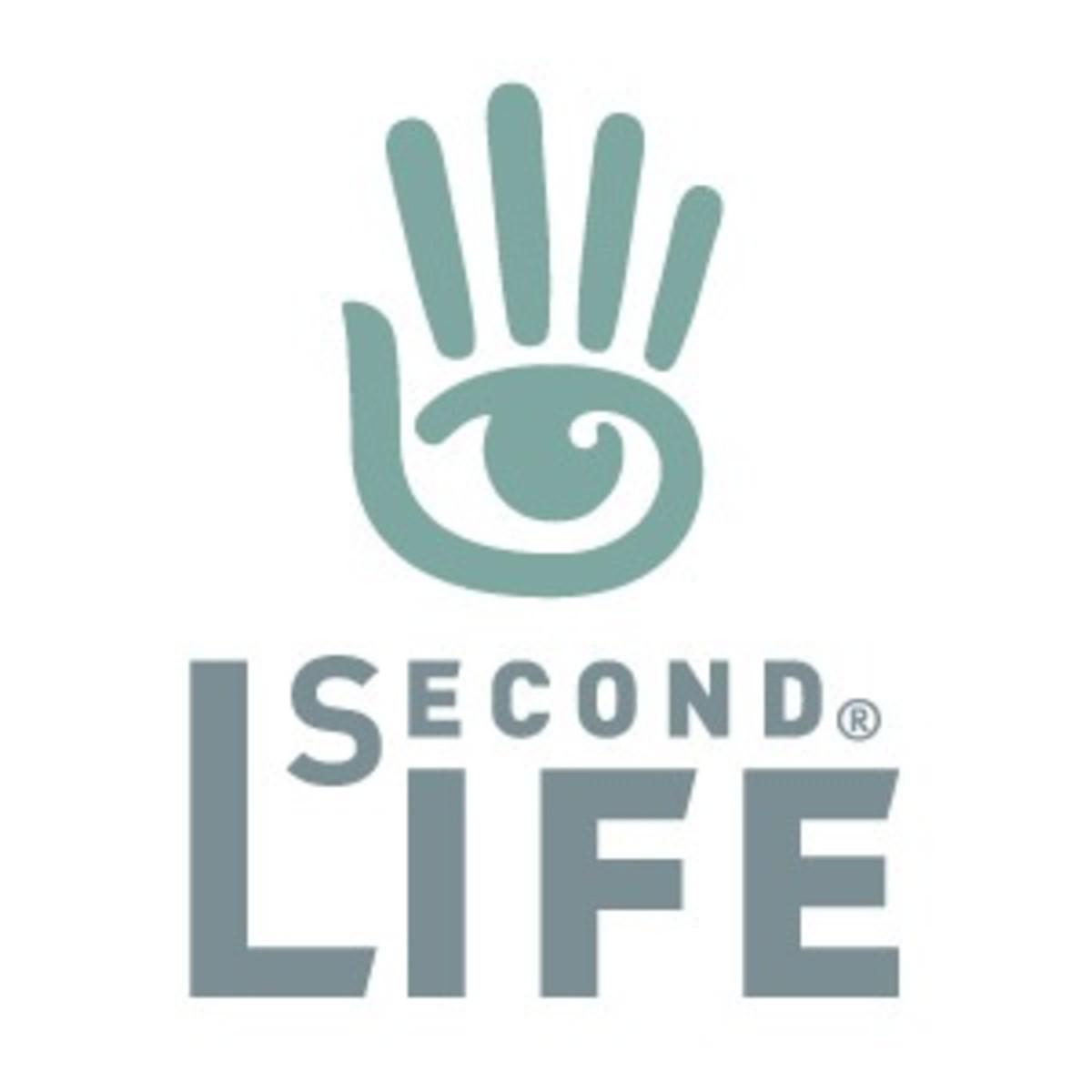 Second Life logo.