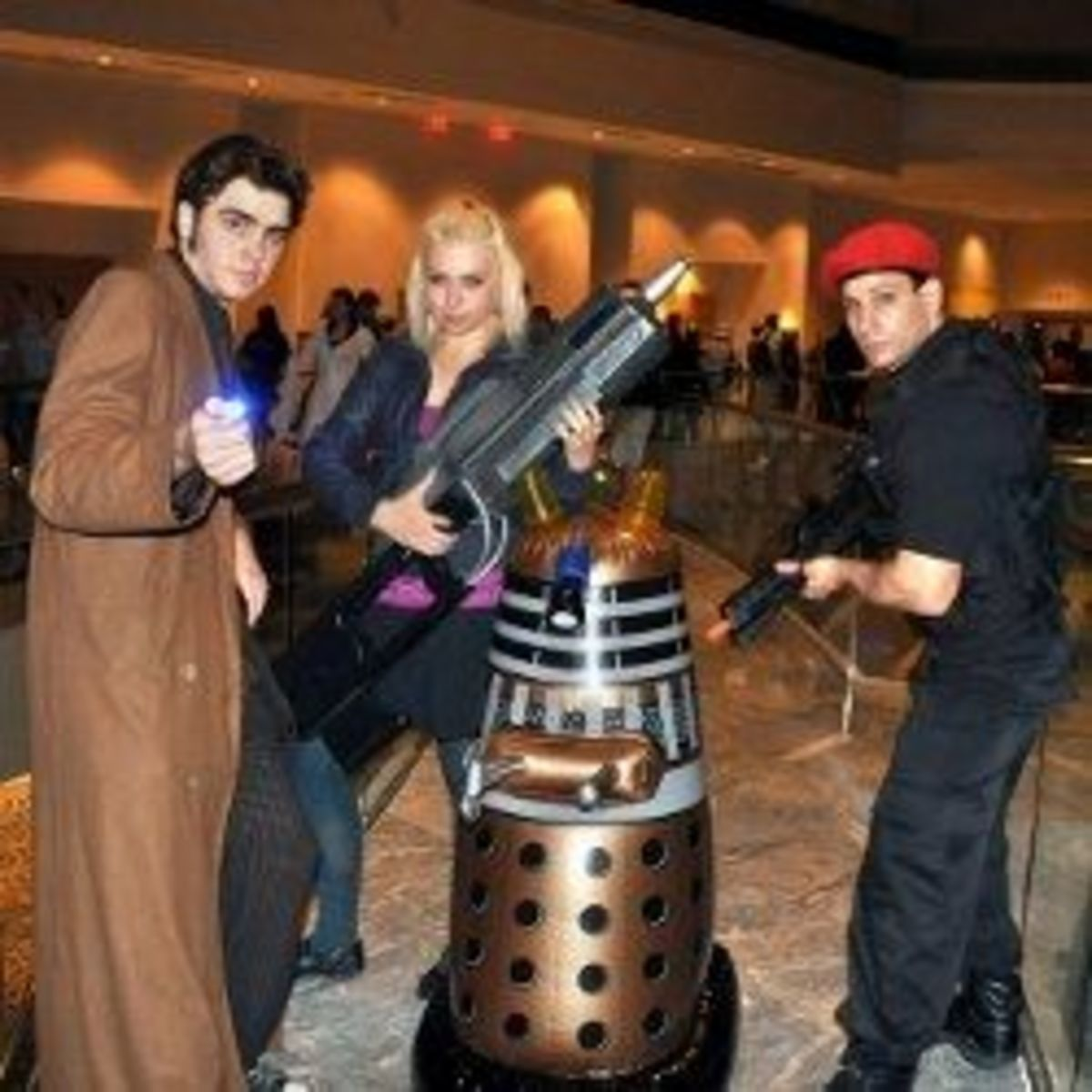 Do-It-Yourself Doctor Who Costume Ideas