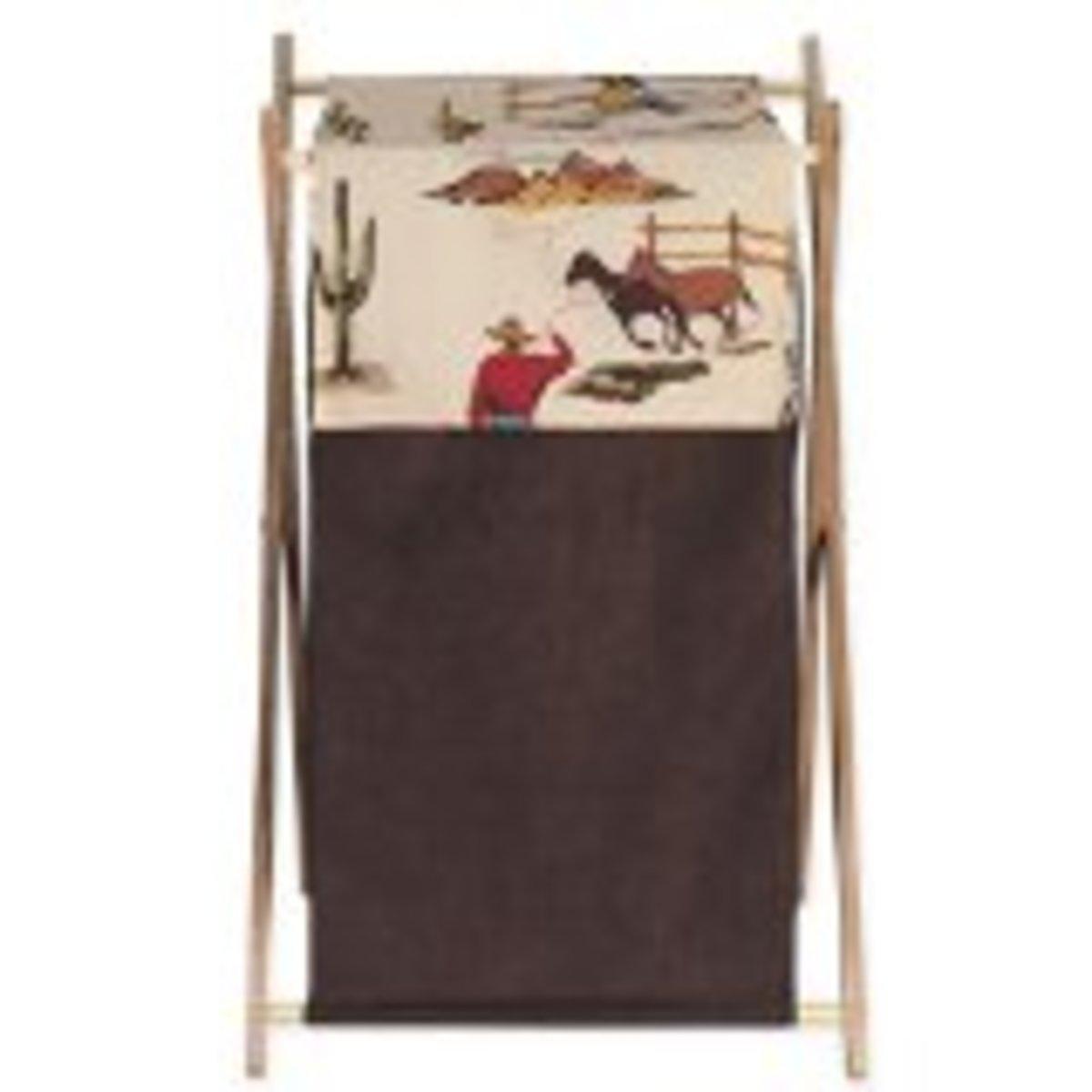 Wild West Cowboy Western Horse Hamper