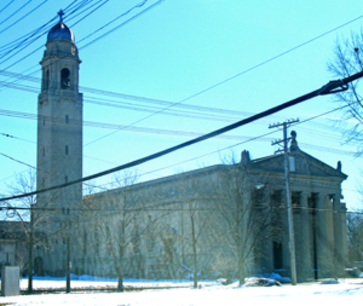 Saint Ann Church and School, Cleveland Heights, Ohio