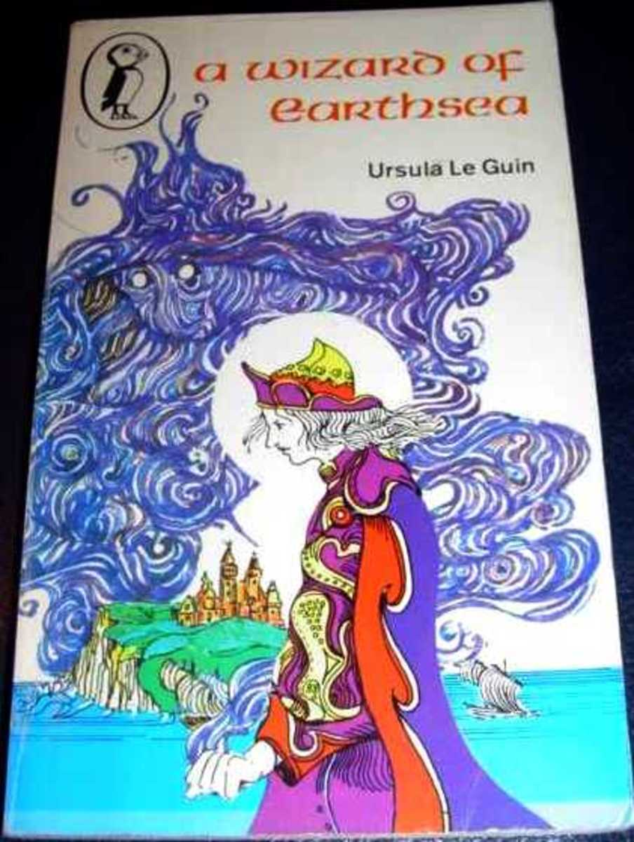 Cover of the Puffin edition, 1971