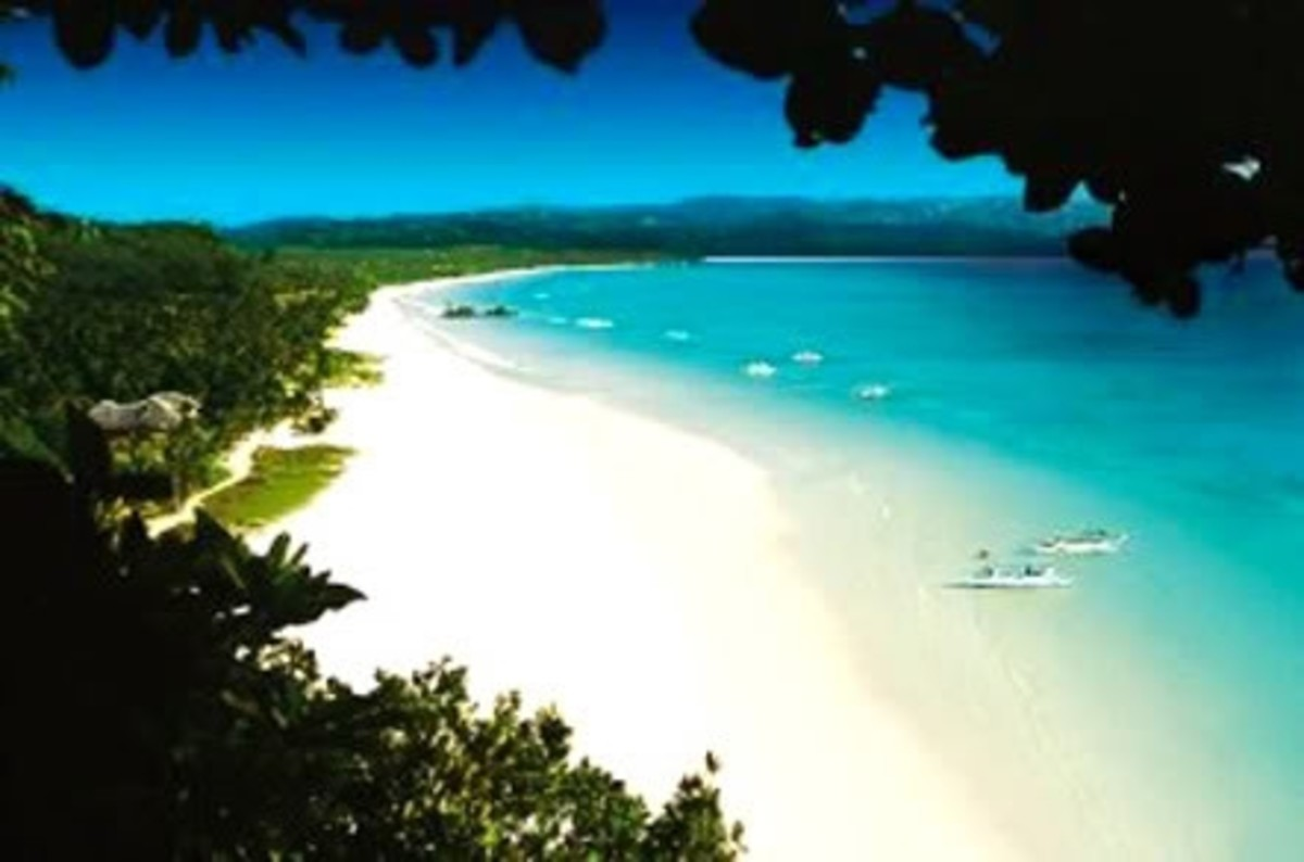 Boracay Island beach, Philippines - Best Beach in the world