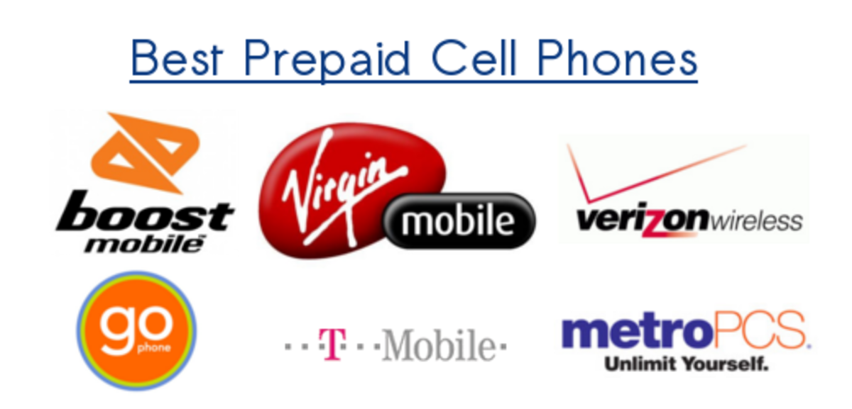 Best Prepaid Cell Phone Plans: Boost Mobile vs Virgin Mobile vs TMobile vs Verizon vs AT&T vs Metro PCS vs SIMPLE Mobile