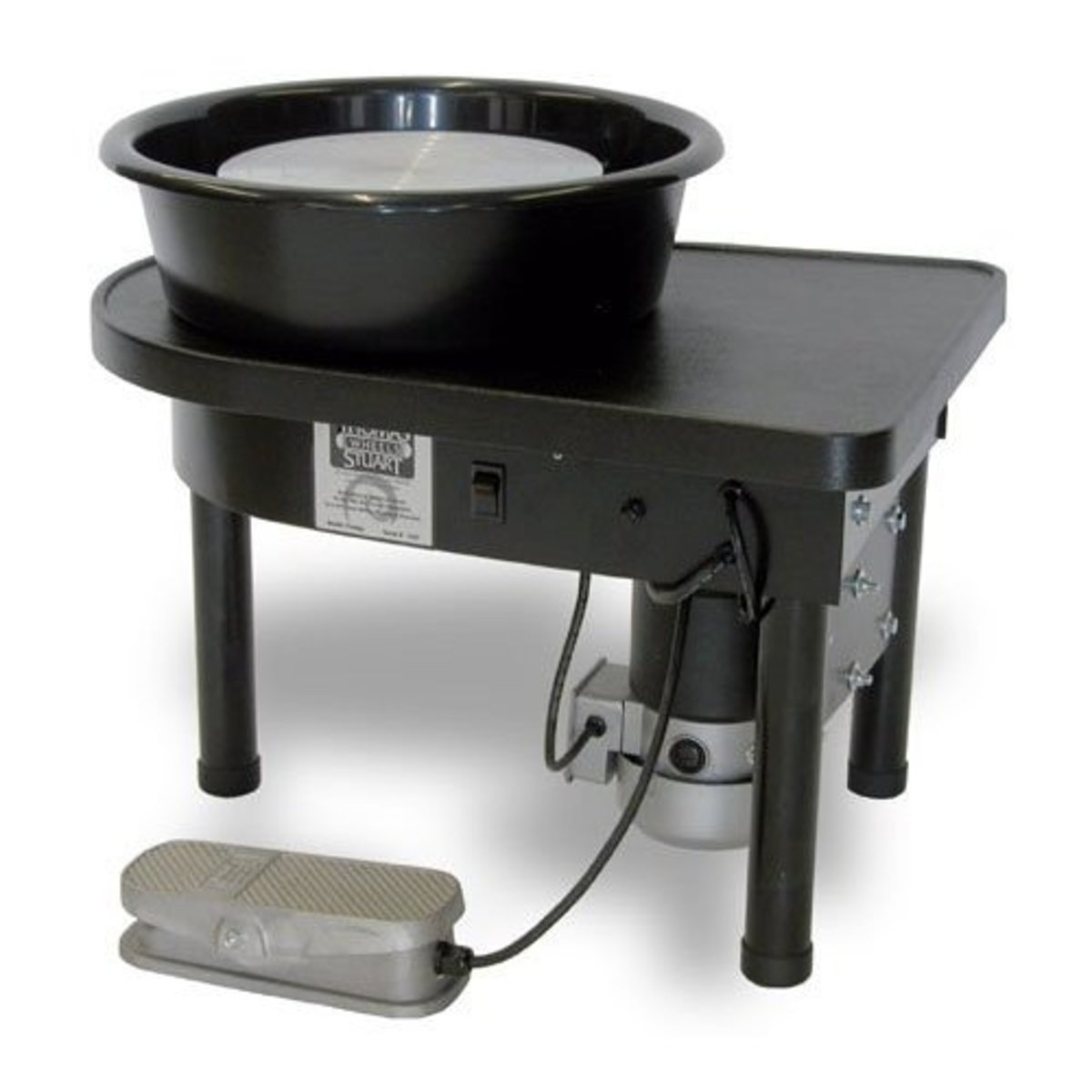 A Modern Pottery Wheel - Electric. Image Credit: Amazon.com