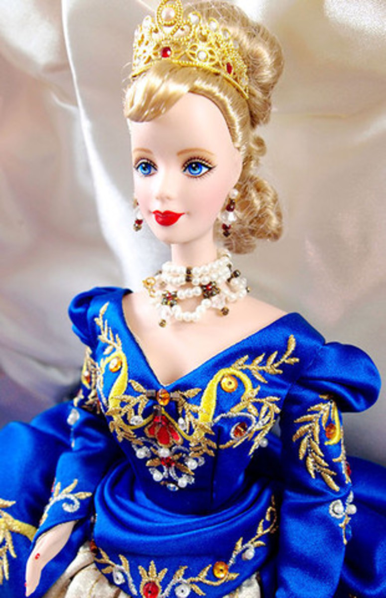 Barbie Faberge Imperial Elegance