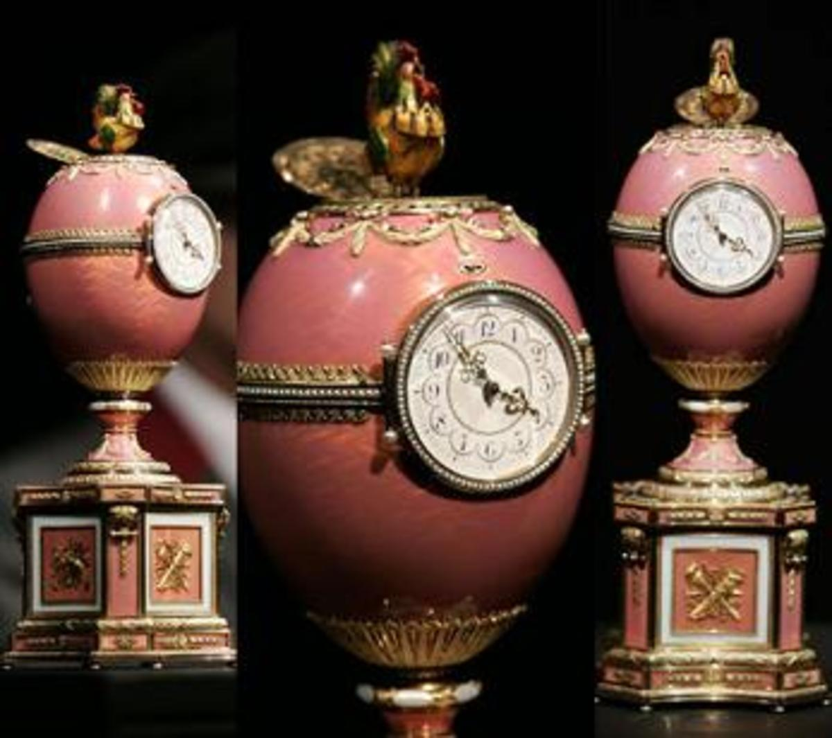 Rothschild Faberge Eggs
