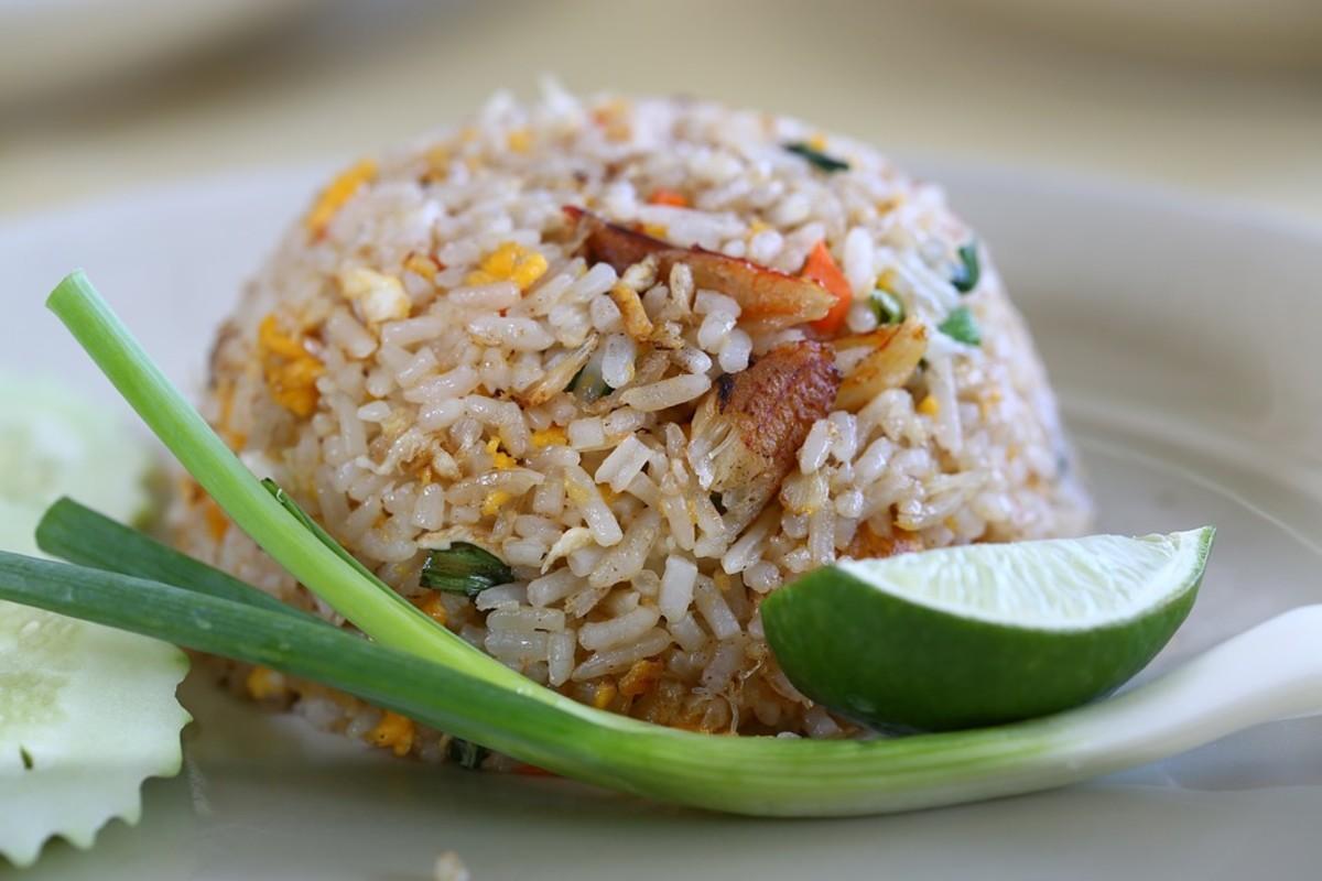 Malaysian Fried Rice Recipes