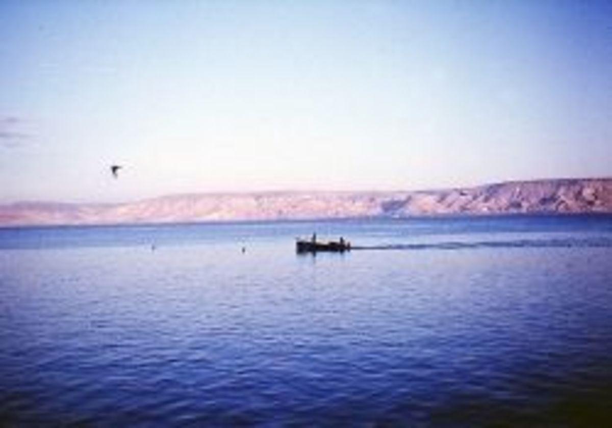 Miracles at Capernaum