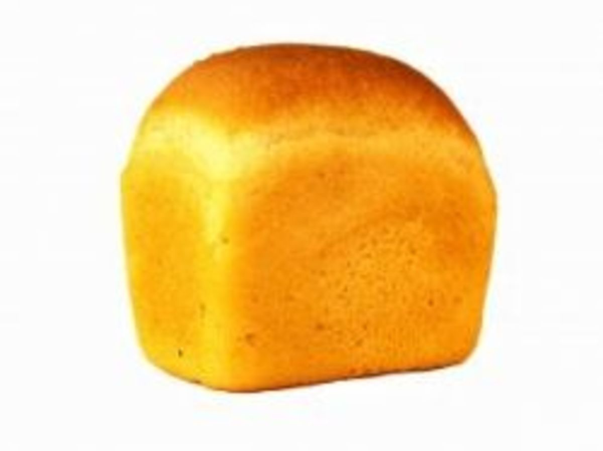 Bread by Bernadsky.